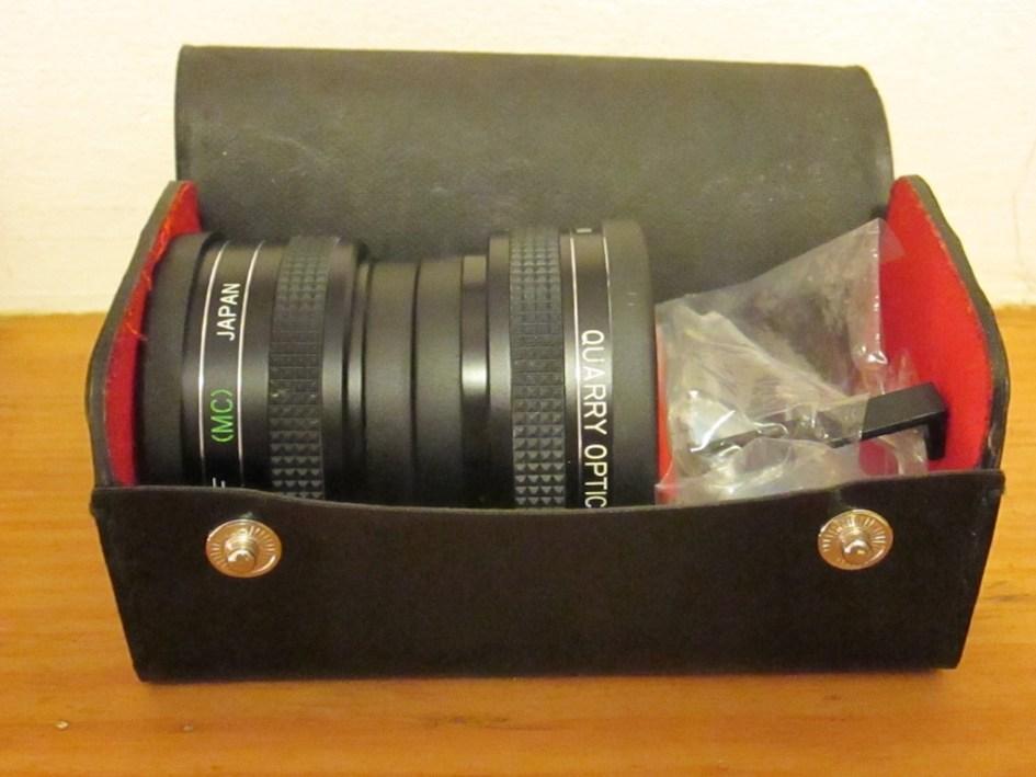 AF2 Tele and Wide Lenses