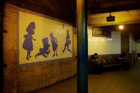 50th Street (New York, NY, 2014)