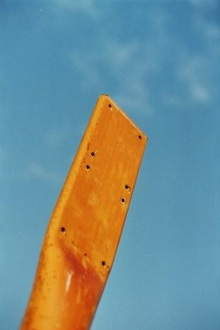 Orange, Sky
