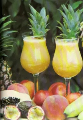 Atomic Hawaï (Cocktail sans alcool)
