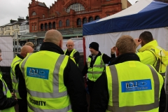 Event security-Briefing