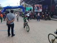Primer Circuito Ciclistico Infantil Ciudad Moniquirá 2017