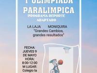 PRIMERA OLIMPIADA PARALIMPICA