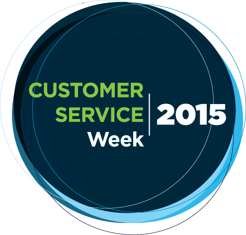 Customer Service Week 2015 – Listening To Our Customers