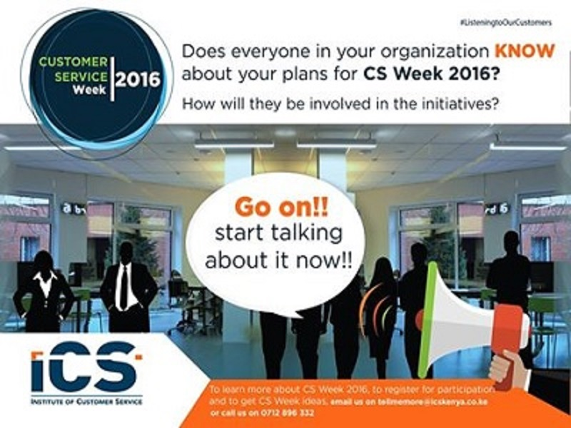 Remember to Share your Plans for CSWeek 2016 with your Colleagues