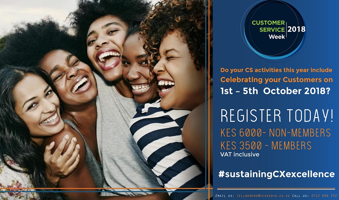 As you prepare for #CSWeek2018, remember to register with ICX Kenya