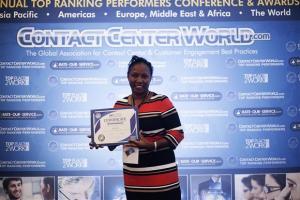 Jane Karugi of DHL Express Kenya - Awards