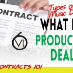 Industry Advice: Should You Sign A Production Deal?