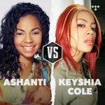 Behind The Scenes  Keyshia Cole and Ashanti Beef