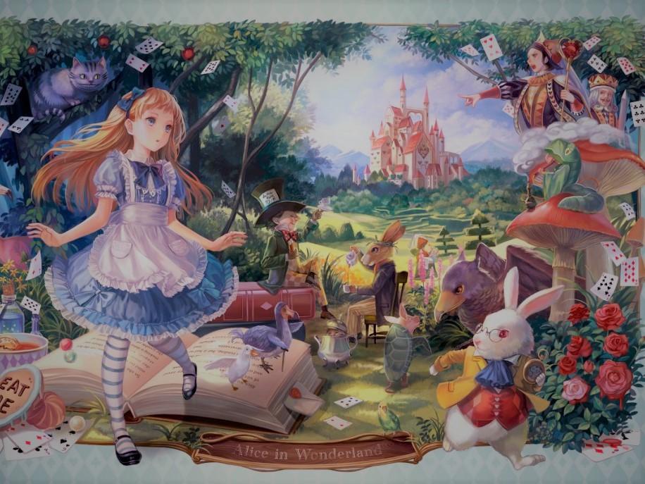 """Na današnji dan prvi je puta izdan roman """"Alisa u zemlji čudesa"""""""