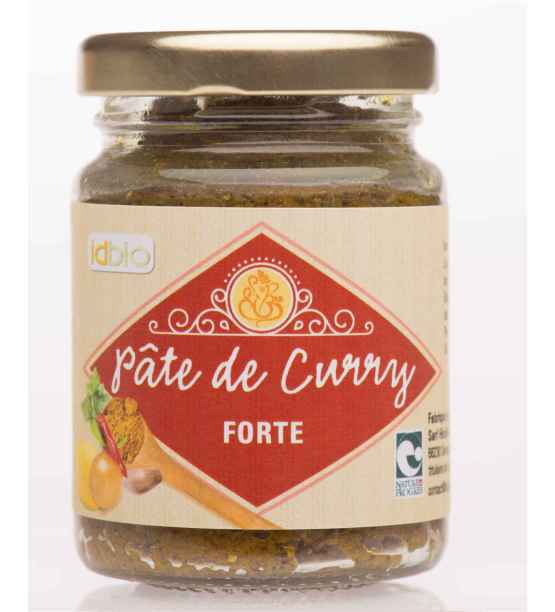 Pate de Curry Forte-bio