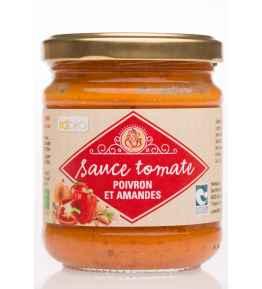sauce-Tomate Poivron-bio