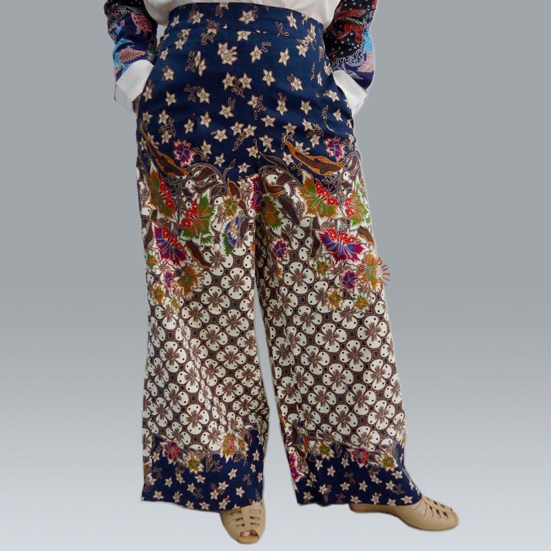 Lovely Kesya Celana Kulot Batik Panjang Wanita / Kulot Batik Wanita / Kulot Panjang / Celana Kulot Batik Wanita