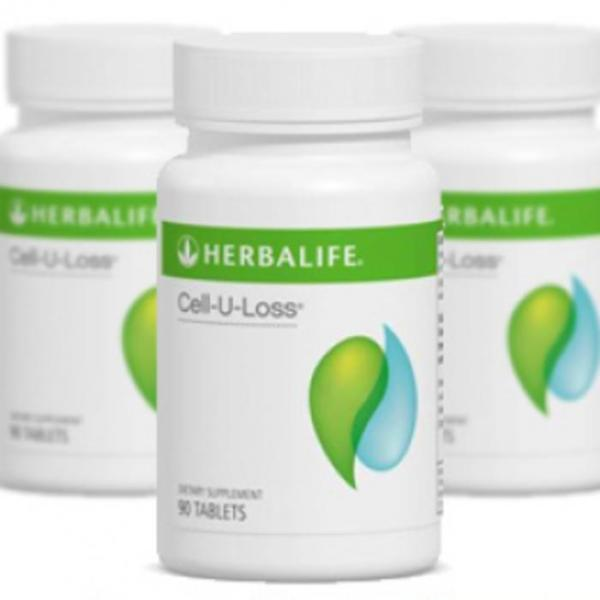 CELL U LOSS HERBALIFE # Pengikat Lemak, Menghilangkan lemak di perut