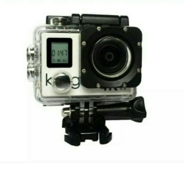 Kogan Wifi 4K UltraHD 16MP Sports Action Camera Terlaris di Lazada