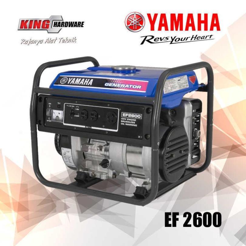 Generator / Genset Yamaha EF 2600