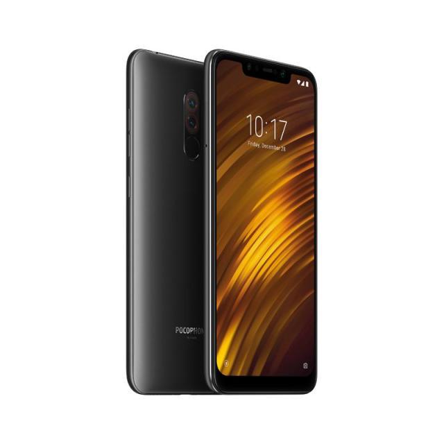 xiaomi pocophone F1 6/64GB 4G LTE BLACK