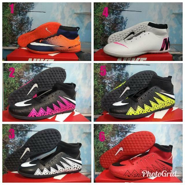sepatu futsal boots keren dewasa 39-43