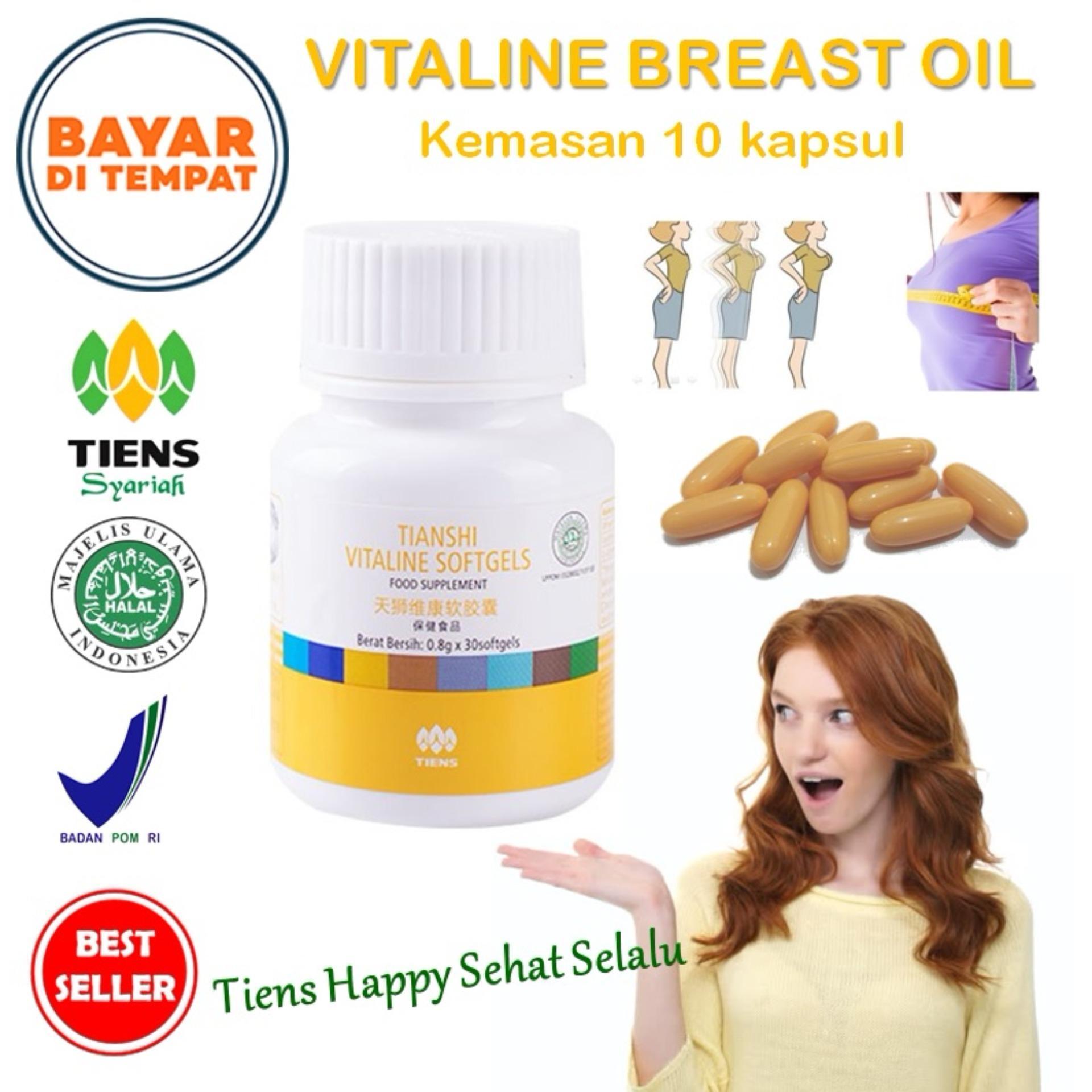 Tiens Vitaline Vitamin E Pengencang P Kulit Lebih Kencang Dan Ketat Awet Muda