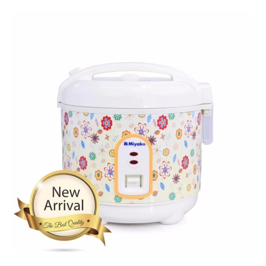 Gogo Grosir Miyako Mini Rice Cooker 0.6 Liter 3 in 1 - MCM-609