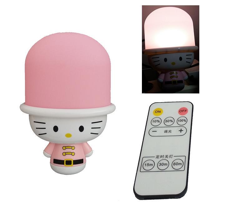 Hello Kitty Karakter Lampu Tidur DC6683A