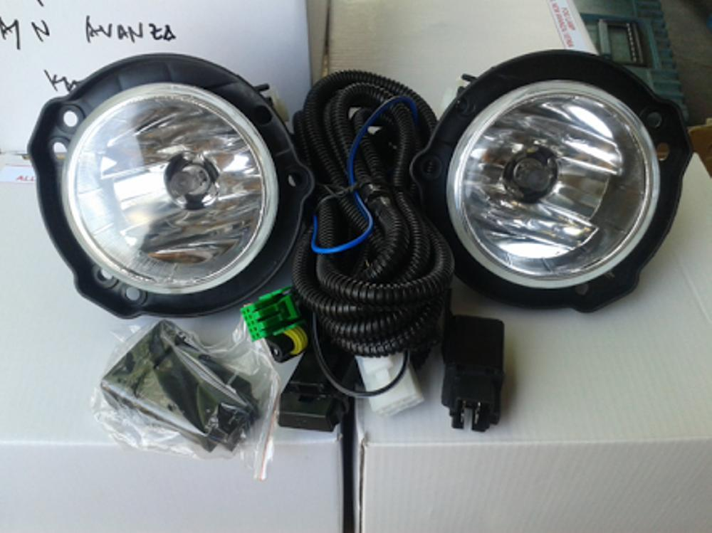 Lampu Fog Lamp All New Avanza 2012 - Sekarang (BEST QUALITY)