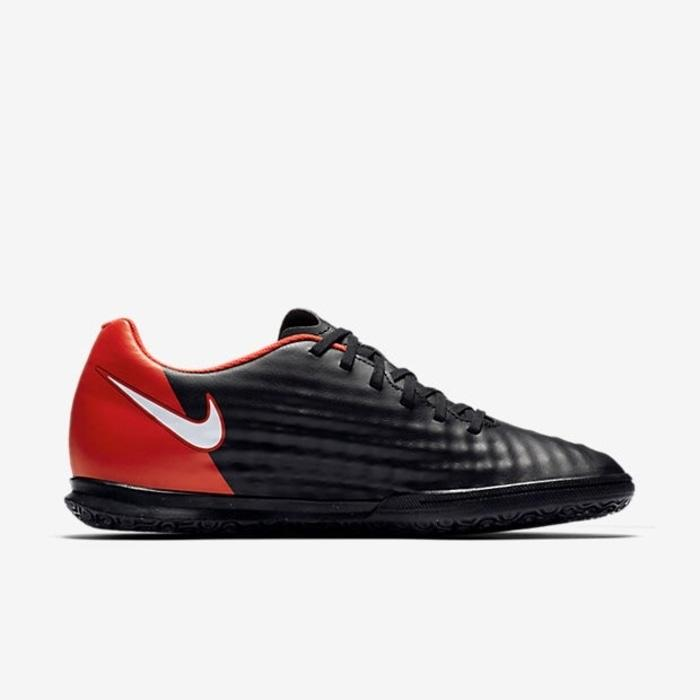 Sepatu Futsal Nike Magista X Ola II Black Red 844409-061 Original