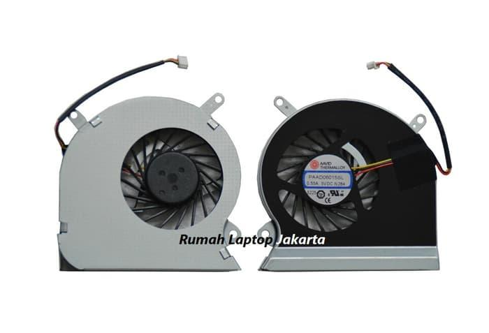 Best Seller!! Cooling Fan Processor Laptop Msi Ge60 16Ga 16Gc 16Gh 16Gf Gd - ready stock