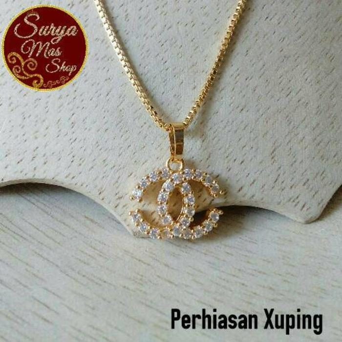 Kalung Xuping Chanel