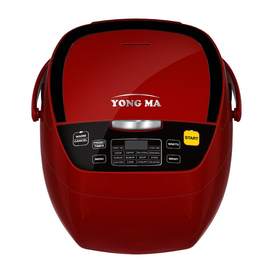 YONG MA Digital Magic Com Eco Ceramic 2 Liter - YMC801
