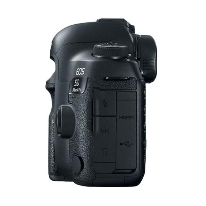 Canon EOS 5D Mark IV Body Only Kamera DSLR Black
