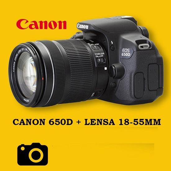 CANON EOS 650D.KIT 18-55MM Original