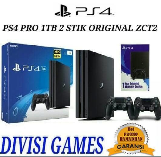 SONY Playstation 4 PRO 1TB CUH-7006B