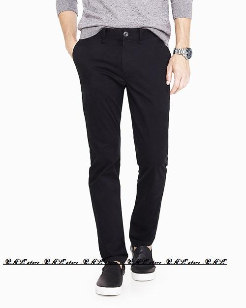 RAL store - CELANA CHINO HITAM / CHINO BLACK - PREMIUM / HOT ITEM!
