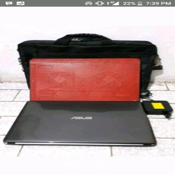 Laptop Gaming Asus x450cc Mulus No Minus Dan Murah