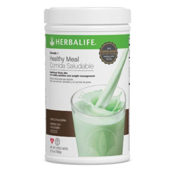 Shake Mint Chocolate Herbalife# Susu cokelat Mint#