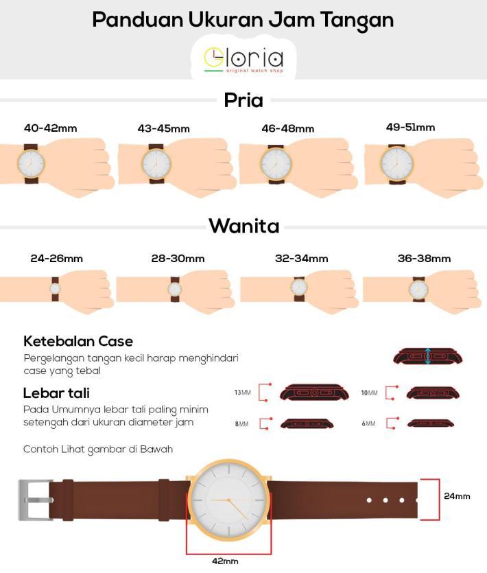 memilih jam tangan