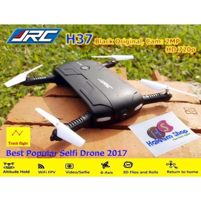 Drone Selfi Paling Keren- Murah- Jjrc H37 Elfie- Bisa Masuk Saku.. - 9Iedrb