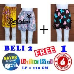 Balicihui Celana Wanita Celana Pendek Bali Celana Rumah Celana Santai Celana Tidur Celana Pendek Wanita