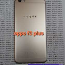 BACKDOOR BACK DOOR COVER CASING TUTUP BELAKANG BATERAI OPPO F3 PLUS