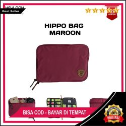 TAS CLUTCH PRIA TAS POUCH HIPPO BAG TAS CHARGER POUCH BAG ACCECORIES BAG HEYLOOK