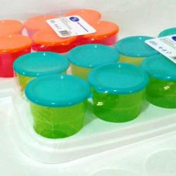 Baby Safe Multi Use Containers BPA FREE (70ml)