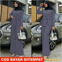 Baju Setelan Wanita Terbaru / Baju Setelan Nadya