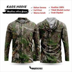 Baju Camo Realtree Xtra Green Hoodie