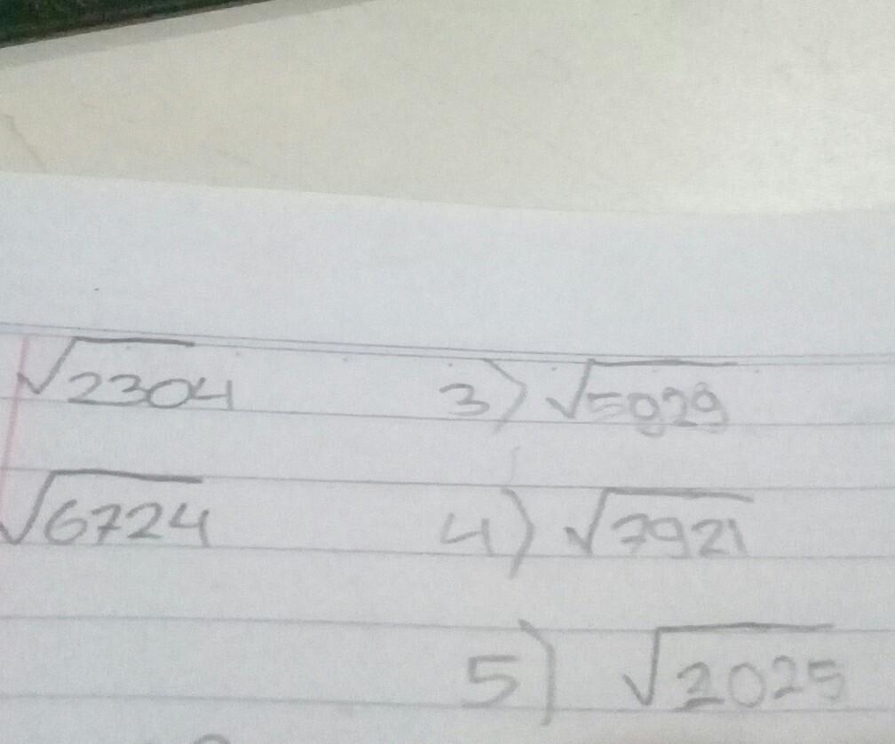 Proses mencari akar pangkat dua adalah proses inverse dari proses mencari kuadrat. Penarikan Akar Pangkat 2 Plisssss Brainly Co Id