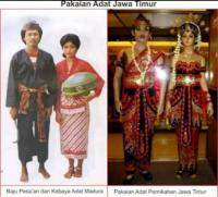 Pakaian Adat Jawa Timur Apa