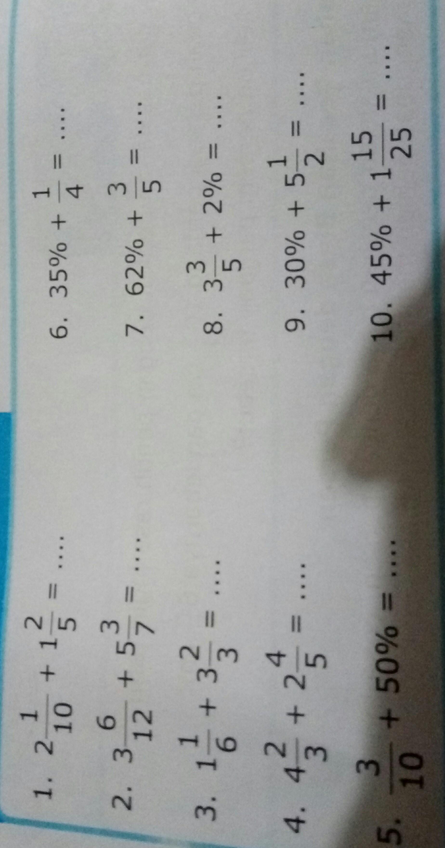 Soal matematika kelas 5 evaluasi diri 2. Evaluasi Diri 2 Pakai Cara Brainly Co Id