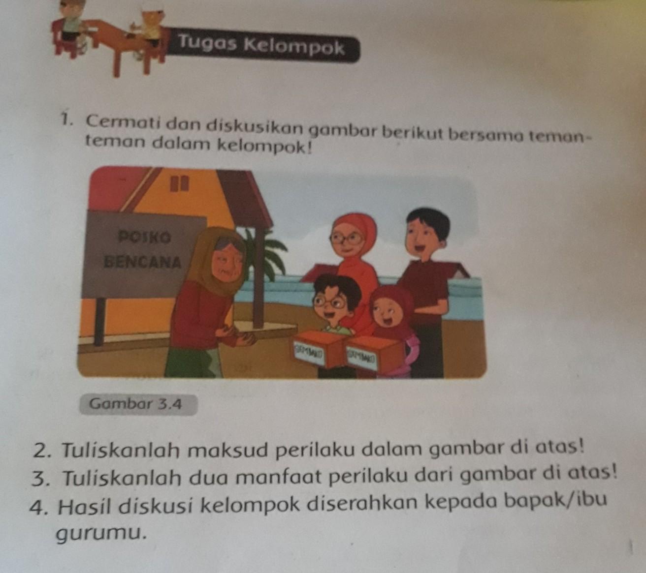 Prediksi soal dan kunci jawaban uas pendidikan agama islam. Kunci Jawaban Buku Pendidikan Agama Islam Dan Budi Pekerti Kelas 3 Halaman 37 Brainly Co Id
