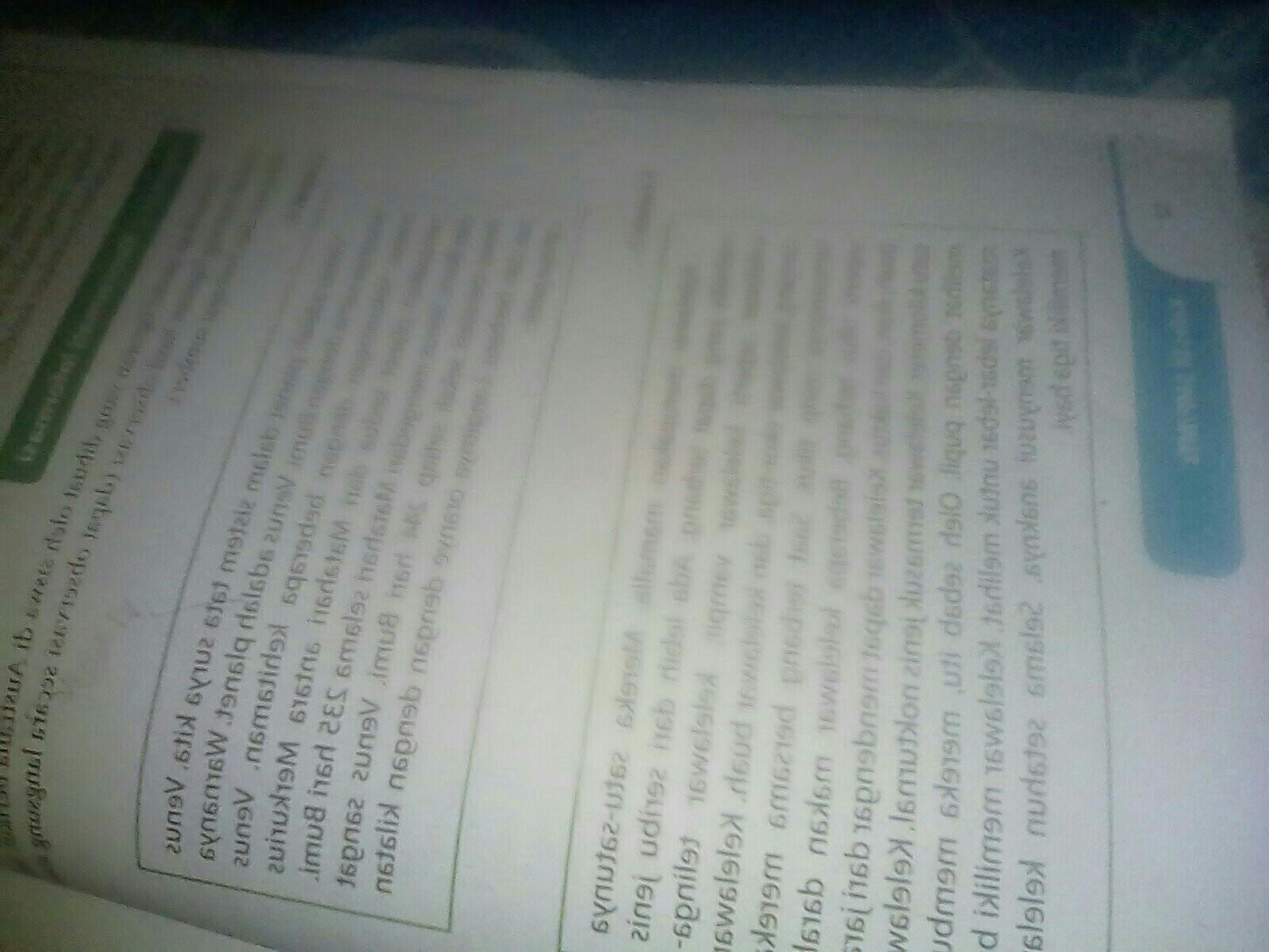 Kunci jawaban buku laket bahasa indonesia kelas 9 k13 revisi 2018. 1 Manakah Informasi Yg Kebih Jelas 2 Manakah Informasi Yg Lebih Lengkap 3 Apakah Kejelasan Brainly Co Id