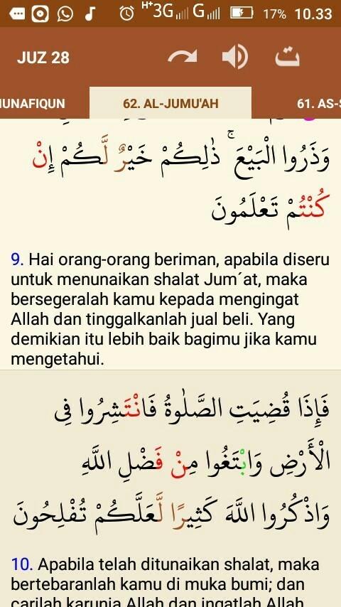 Qs Al Jumu'ah Ayat 10 : jumu'ah, Surat, Jumuah, Quran, Surah, Dalam, Terdapat, Mengingat, Allah,, Tersebut, Menerangkan, Untuk, Selalu, Karena, Banyak, Sekali, Factor, Kehidupan.